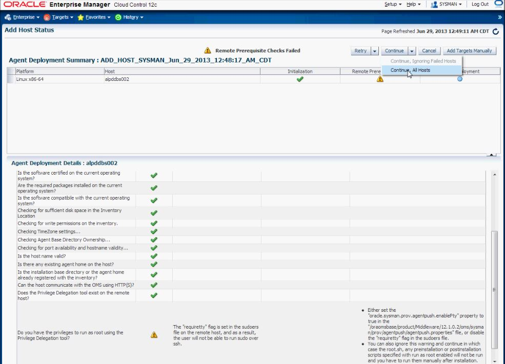 Oracle enterprise manager cloud control 12c licensing guide
