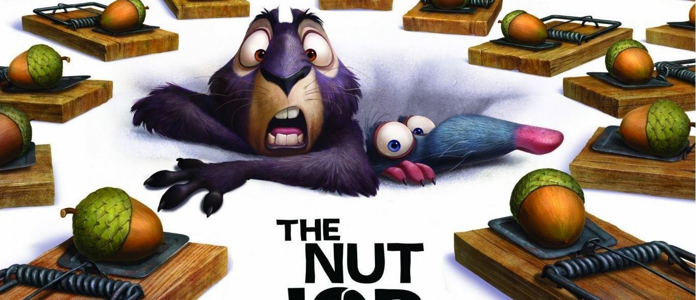 Download O Que Sera de Nozes (The Nut Job) Dublado Legenda AVI Torrent