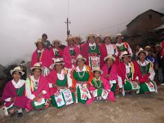 """Orquesta Tìpica """"JUVENTUD AUCAMPINA""""  de los hnos. RAMOS ZAVALA"""