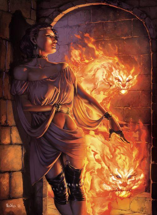 joão bosco ilustrações quadrinhos games bestas de fogo