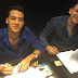 Filhos da cantora Andrea Fontes assinam com a Som Livre