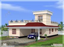 Kerala Home Design Single Floor House Plans
