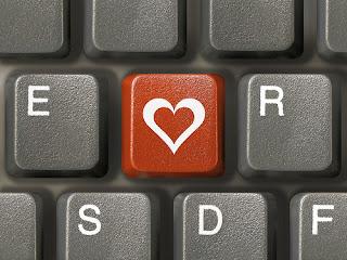 teclado amor amigos online