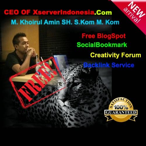 Blogspot Gratis Indonesia