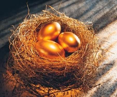 hikmah bisnis, angsa dan telur emas