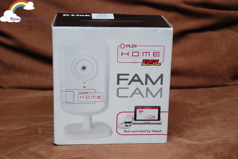 PLDT FAM CAM, cctv, baby monitor, hidden camera