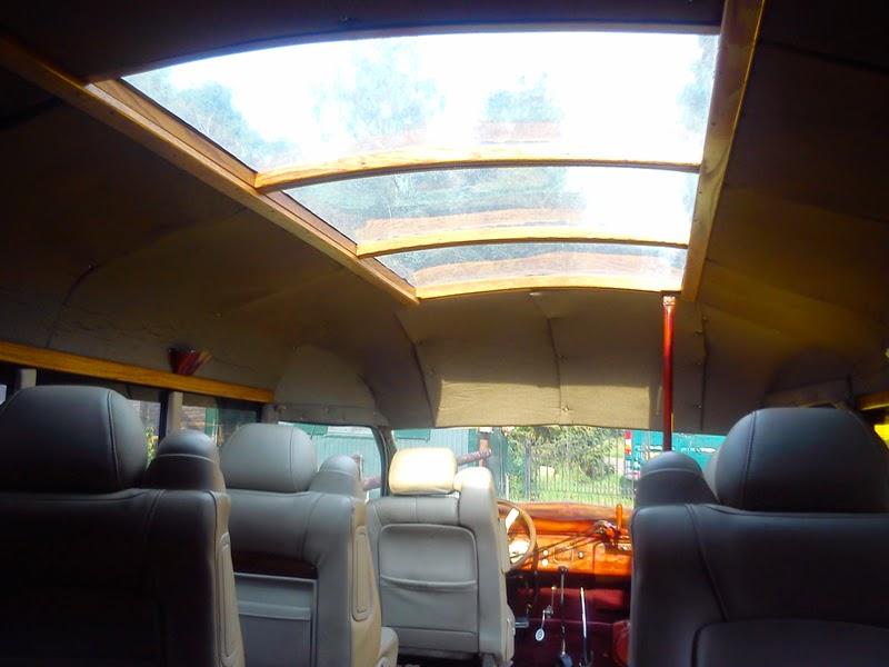 Rodcitygarage 1938 Ford Schoolbus