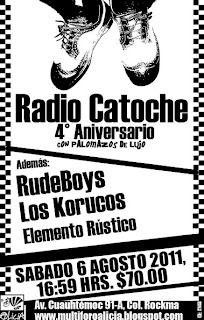 4 Aniversario Radio Catoche