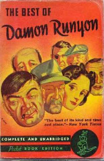 cover The Best of Damon Runyon & Runyon à la Carte by Damon Runyon