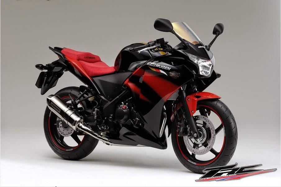 Model Modifikasi Honda CBR 250 R Terbaru