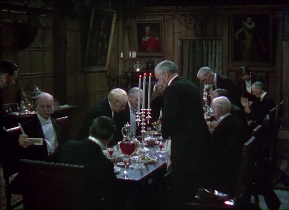 Las Cuatro Plumas (1939) Aventuras   BRrip 720p