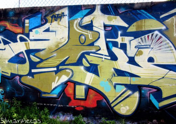graffitis de zuatzu