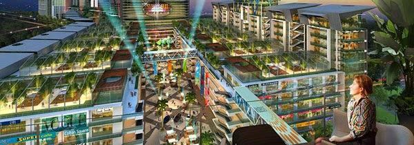 Thành phố Thương mại Á Châu