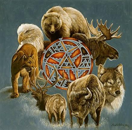 Ciclo espiritual animal