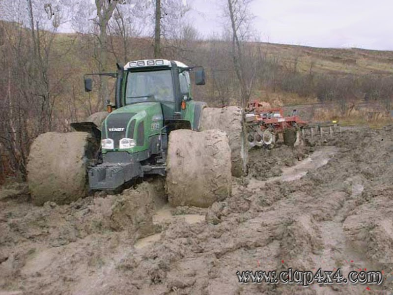 Tractors Farm Machinery Fendt Stuck Amp Mud