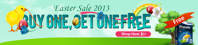 Easter sale 2013