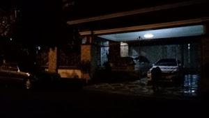 Usai Ditangkap, Rumah Eggi Sudjana Terlihat Sepi