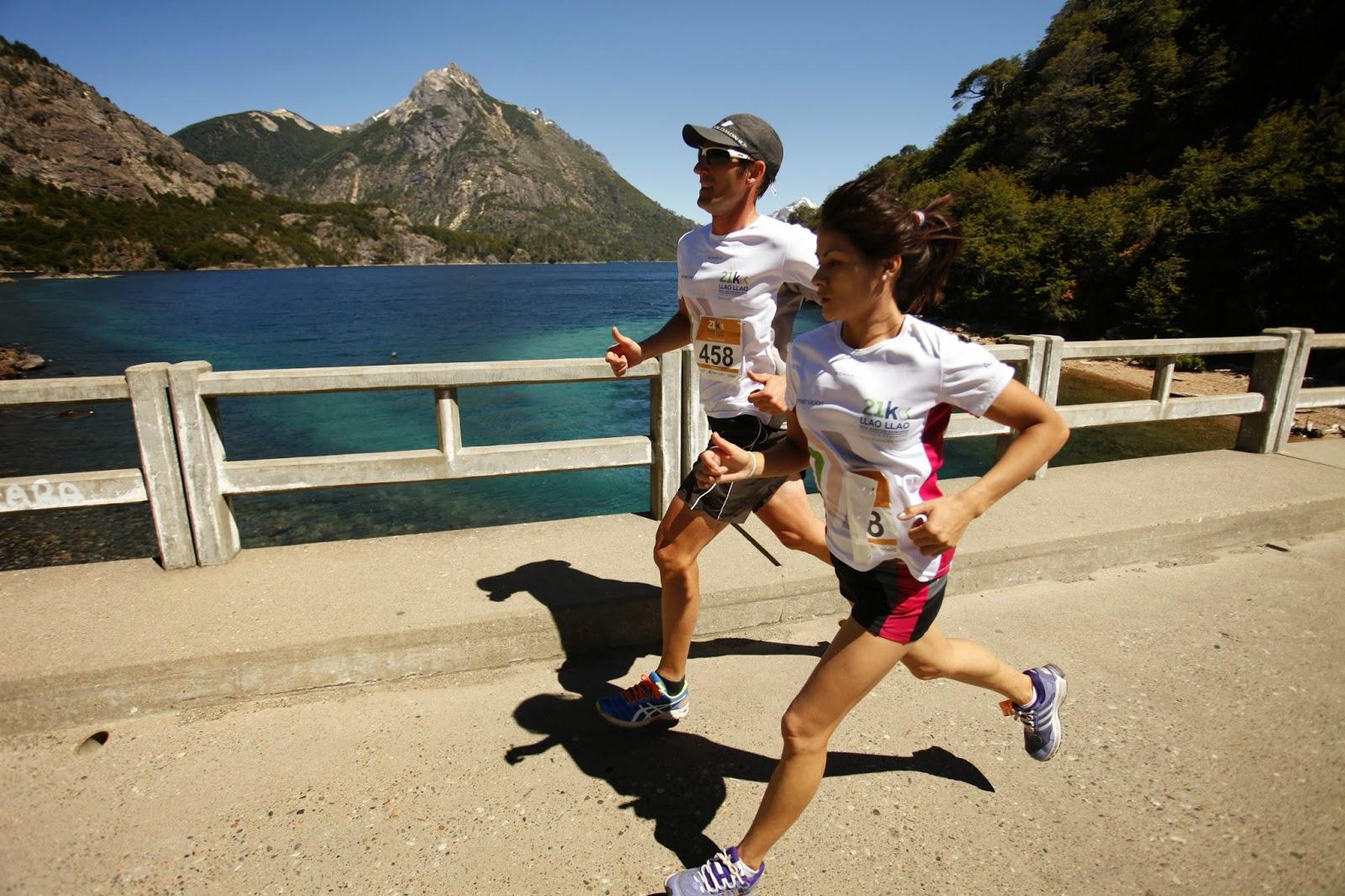 Llao Llao 21k - Media Maratón de Bariloche