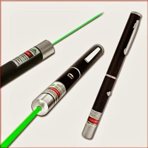 Laser Pointer Hijau | Green Laser