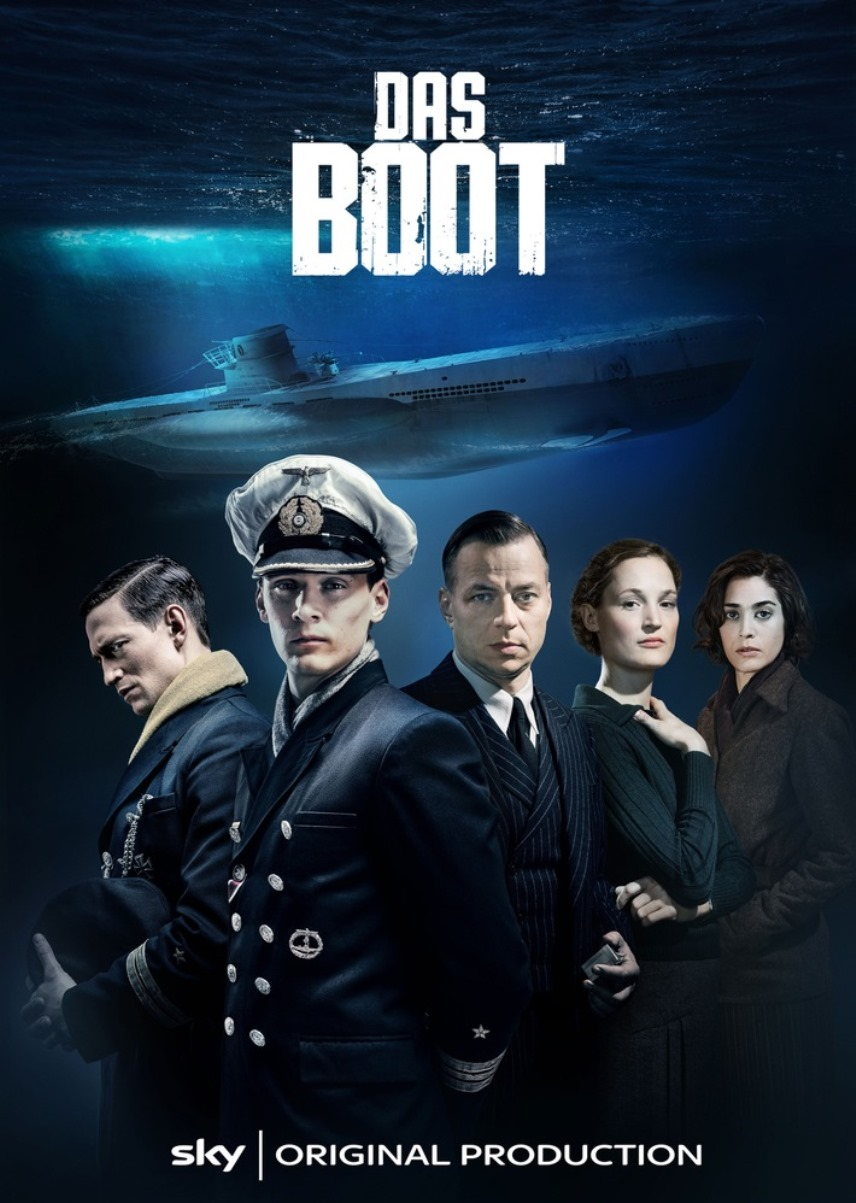 Das Boot: O Submarino (2018)