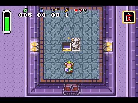 A Link to the Past - Gameplay