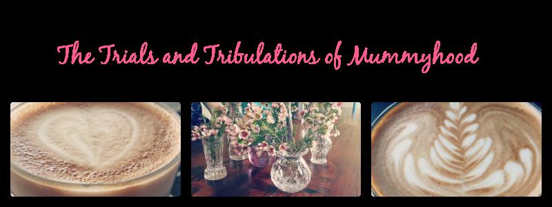the trials and tribulations of mummyhood