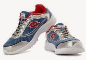 Buy Lotto Navy Blue Trojan Sport Shoes worth Rs.2499 for Rs.874 : BuyToEarn