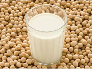 Cara membuat susu kedelai yang enak