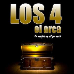 Los 4 - El Arca ( Lo Mejor y Algo Mas) CD2011