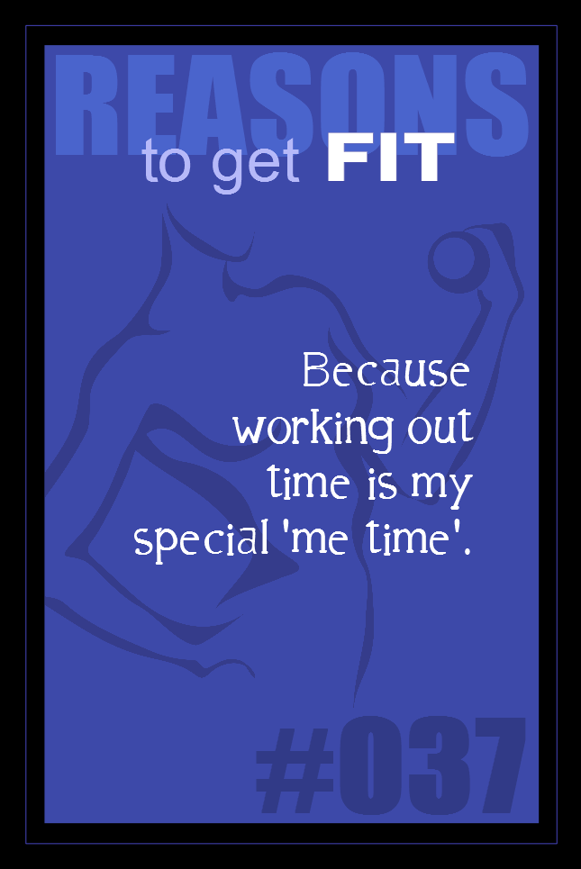 365 Reasons to Get Fit #037