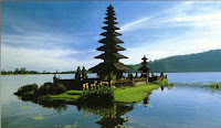 Ulun Danu Temple at Bedugul