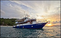 Diving Khao lak Summer Special 2014 with MV Sai Mai