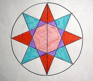 Dematesy estrellas y pol gonos estrellados - Figuras geometricas imposibles ...
