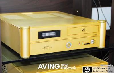 Creative Golden Gadgets and Cool Gold Gadget Designs (15) 6