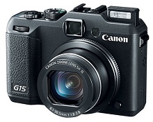 My Canon Powershot G15