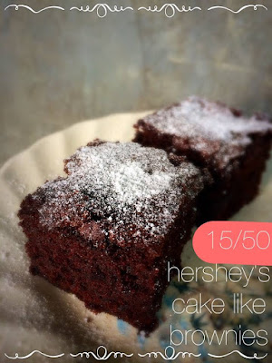 hersheys brownies