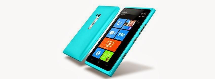 Couverture  pour facebook Nokia lumia