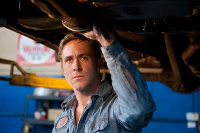 Escena de la película Drive