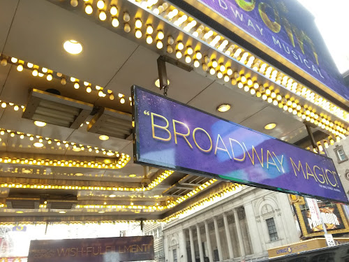 Disney Aladdin - Musical na Broadway