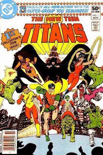 Nuevos Titanes Comics