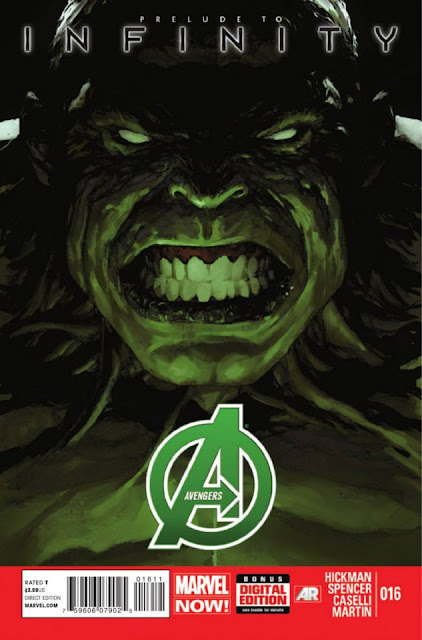 Avengers #16 (Marvel Now)