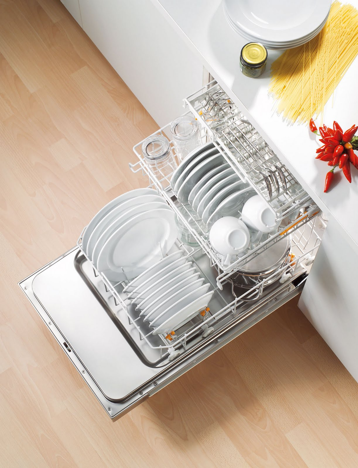 Wide Dishwasher