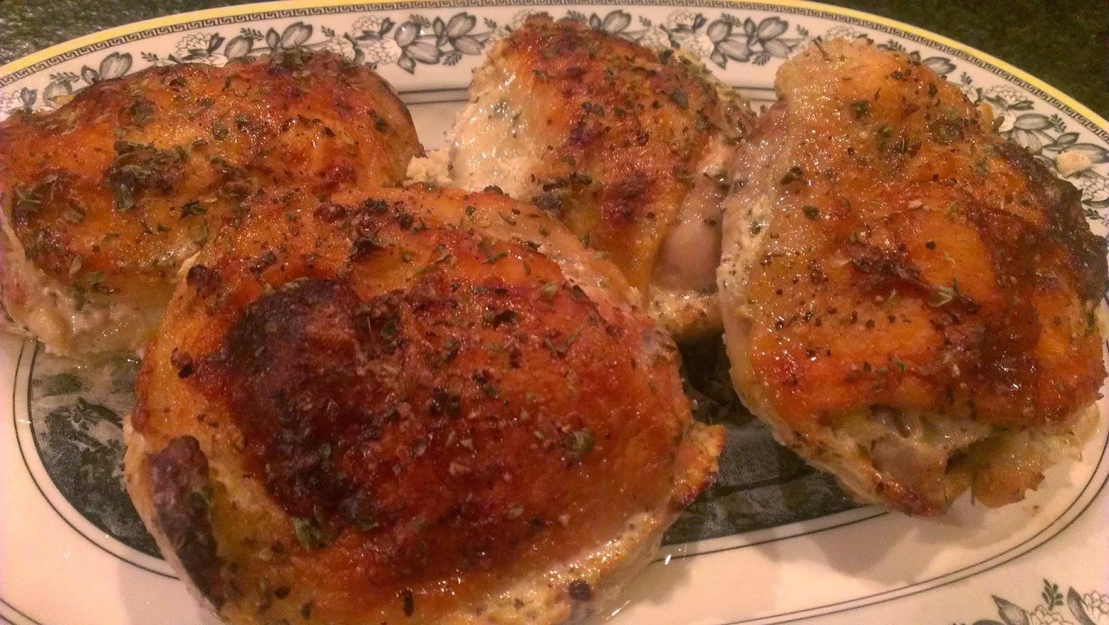 chicken thighs with grilled greek chicken thighs greek lemon chicken ...