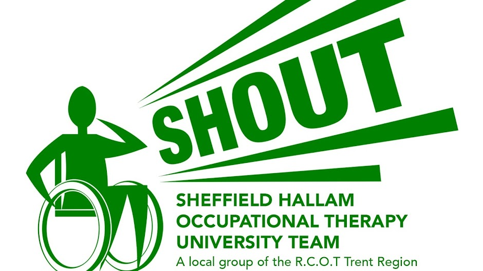 SHOUT: Sheffield Hallam Occupational Therapy University Team
