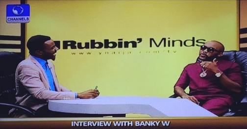 Banky W Finally Reveals: 'I Had A Crush On Genevieve Nnaji and Niyola But……..'