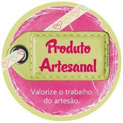 Selo Produto Artesanal