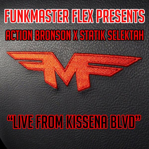 Action Bronson - Live from Kissena Blvd (feat. Statik Selektah) - Single Cover
