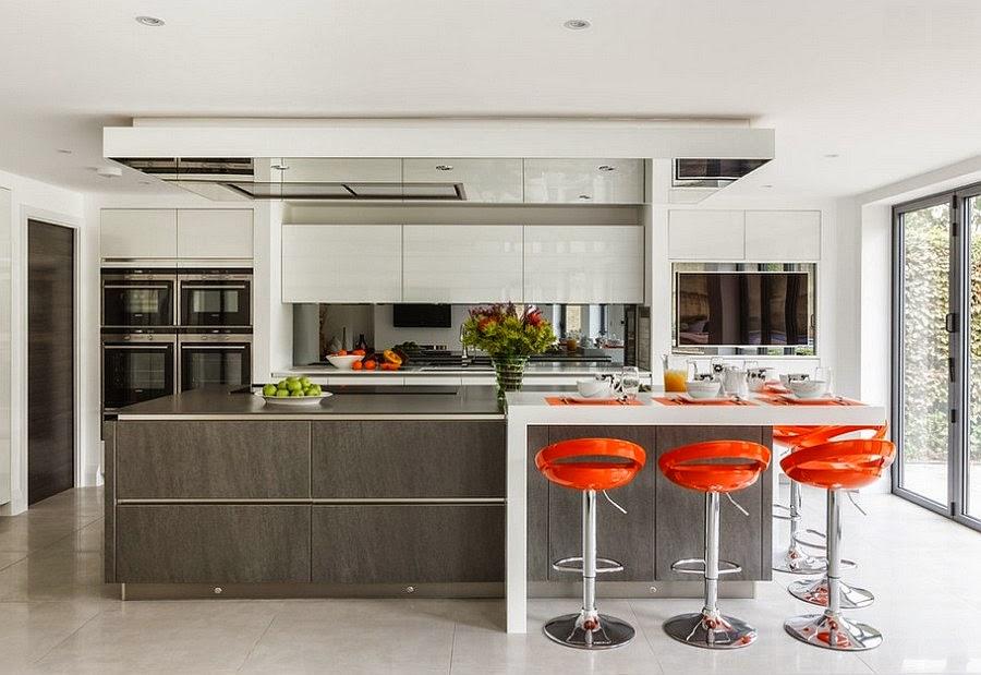 Tend ncias quentes de decora o para cozinhas 2015 design innova for Best modern kitchen design ideas 2015