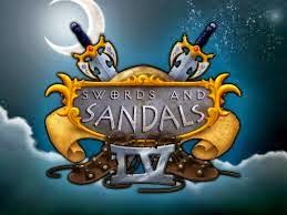 Swords and Sandals 4 Unblocked Games