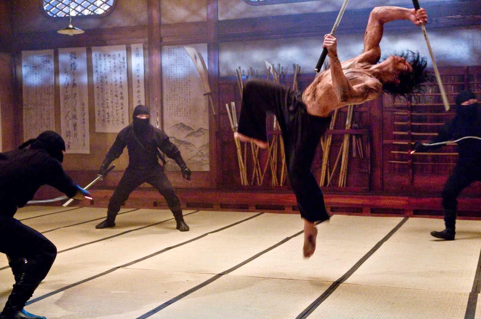Ảnh trong phim Ninja Sát Thủ - Ninja Assassin 2